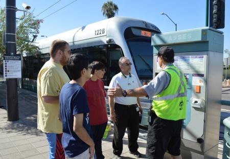 rail -- explaining ticket machine - small